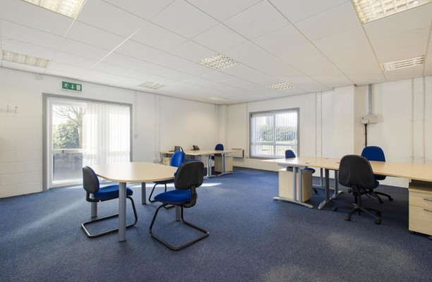Culley Court PE1 office space – Private Office (different sizes available).