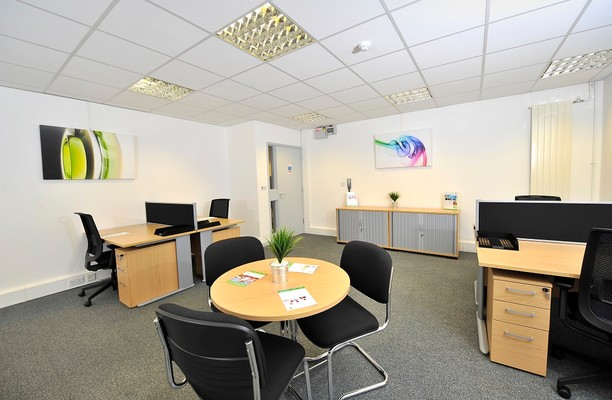 Caxton Close SP10, SP11 office space – Private Office (different sizes available).
