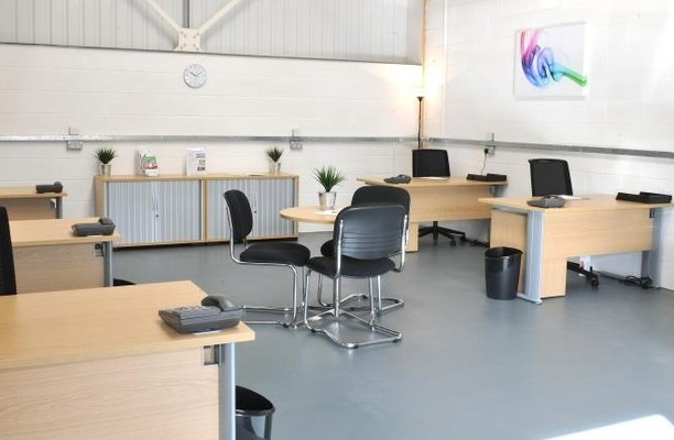 Enterprise Way BH23 office space – Private Office (different sizes available).