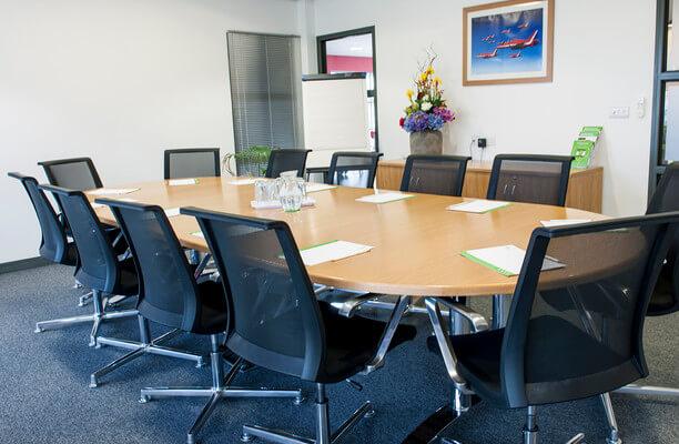 Enterprise Way BH23 office space – Meeting/Boardroom.