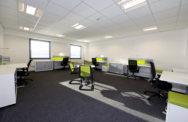 Yeoford Way EX2 office space – Private Office (different sizes available).