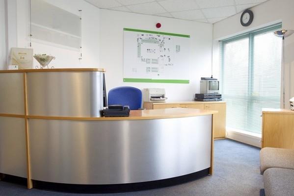 Harts Farm Way PO9 office space – Reception