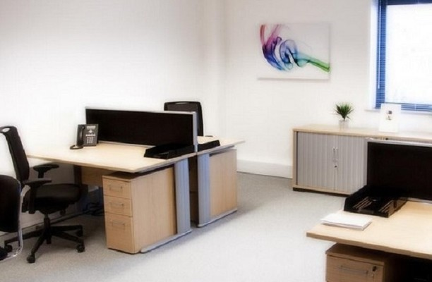 The Havens IP1 office space – Private Office (different sizes available).