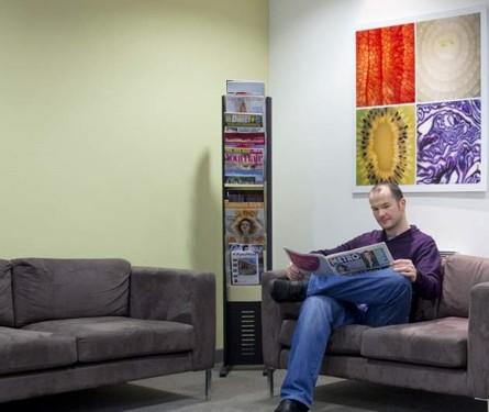 Oakfield Close GL20 office space – Break Out Area