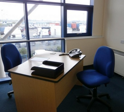 Fort Road RM18 office space – Private Office (different sizes available).
