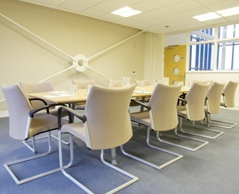 Fort Road RM18 office space – Meeting/Boardroom.