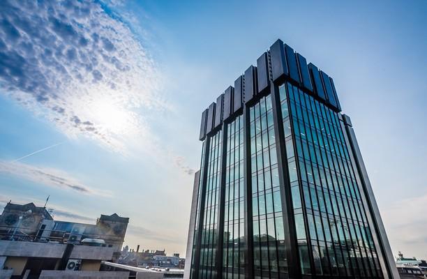 Charlotte Street M2 office space – Building External