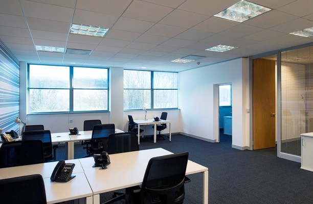 Robert Robinson Avenue OX1 office space – Private Office (different sizes available).