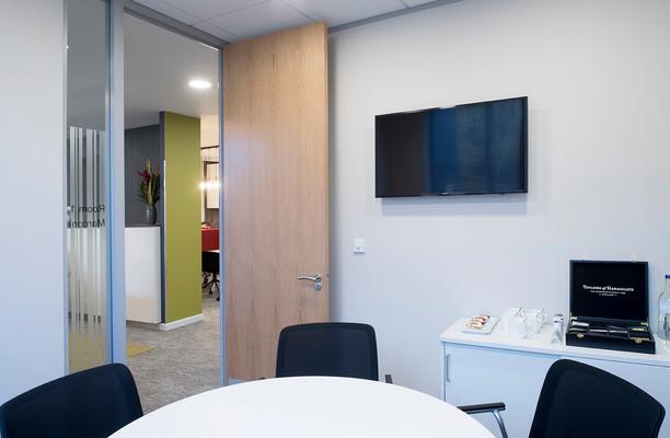Robert Robinson Avenue OX1, OX2 office space – Meeting/Boardroom.
