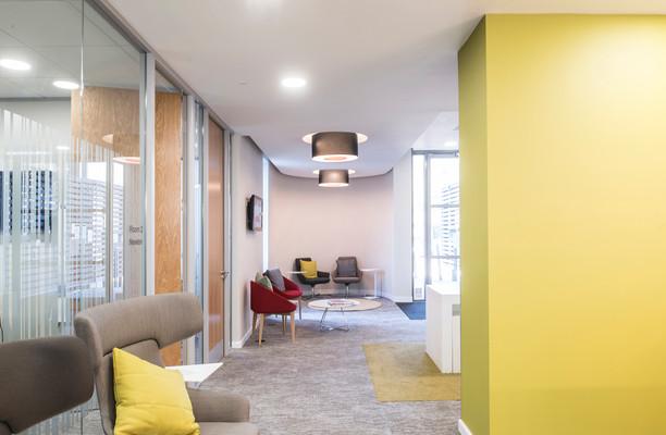 Robert Robinson Avenue OX1, OX2 office space – Break Out Area