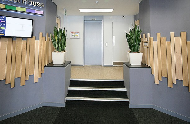 Crendon Street HP10, HP15 office space – Reception