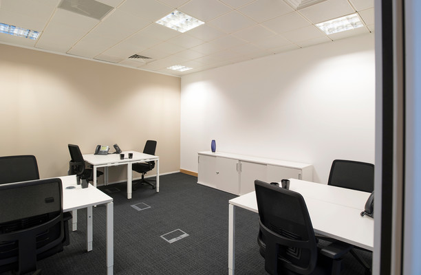 Cambourne Business Park CB1 office space – Private Office (different sizes available).