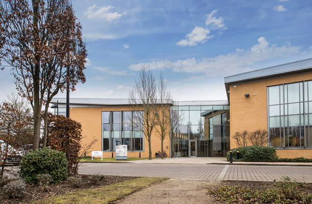 Cambourne Business Park CB1 office space – Building External