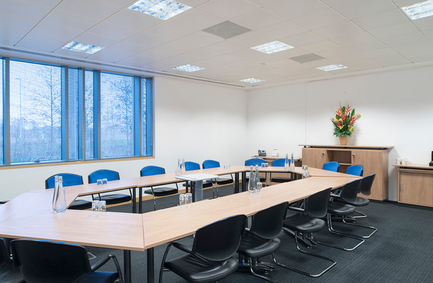 Cambourne Business Park CB1 office space – Meeting/Boardroom.