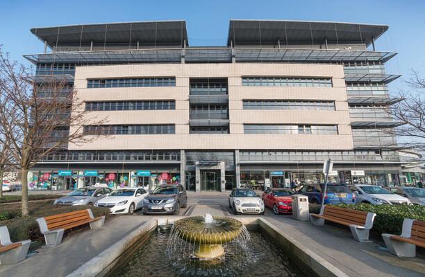 Maingate, Kingsway North NE8 office space – Building External