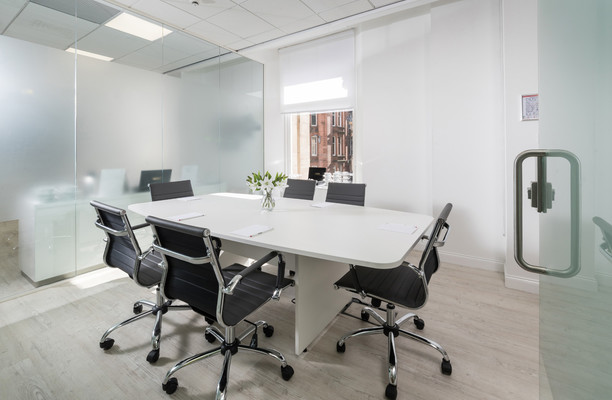 Buchanan Steet G1 office space – Meeting/Boardroom.