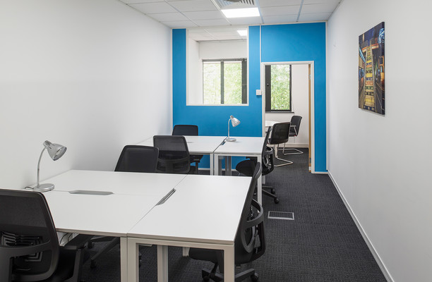 Kingsmead Business Park HP10, HP15 office space – Private Office (different sizes available).