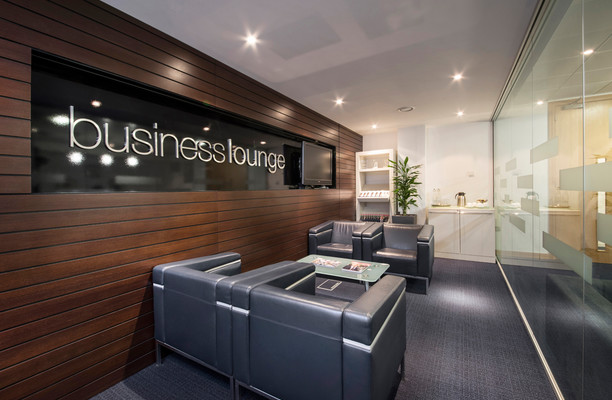 Wellington Place office space – Break Out Area