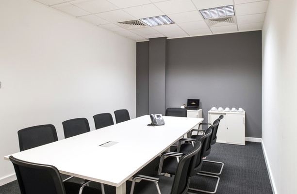 Quayside NE1 office space – Meeting/Boardroom.