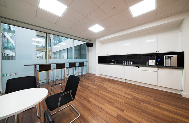 Forbury Square RG1, RG2, RG4, office space – Kitchen