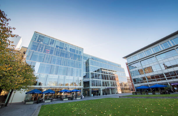 Forbury Square RG1, RG2, RG4, office space – Building External