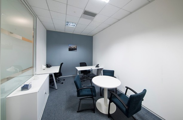 Bath Road SL1 office space – Break Out Area