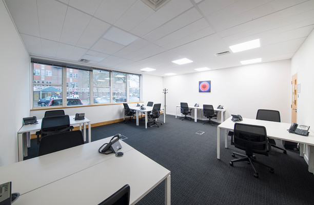 Victoria Square AL1 office space – Private Office (different sizes available).