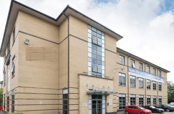 Crab Lane WA1 office space – Building External