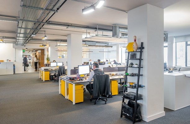 Portland Street M1 office space – Private Office (different sizes available).
