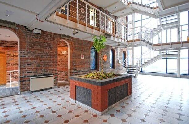 Norfolk Street L2 office space – Hallway