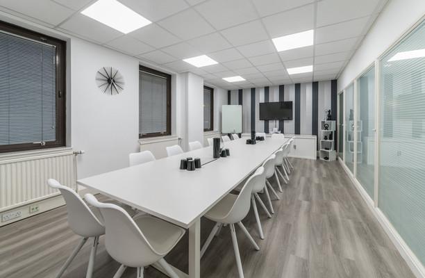 George Street office space – Meeting/Boardroom.
