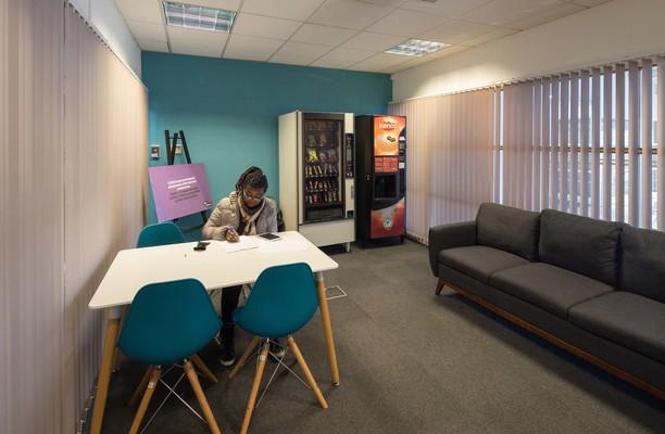 Percy Street LS1 office space – Break Out Area