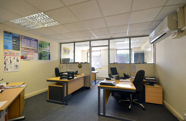 Tunstall Road LS1 office space – Private Office (different sizes available).