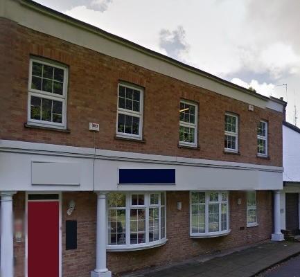 Crossways SL5 office space – Building External