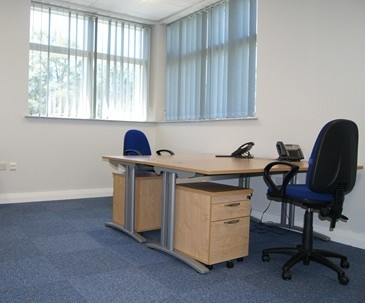 Holme Lacey Road HR1 - HR4 office space – Private Office (different sizes available).