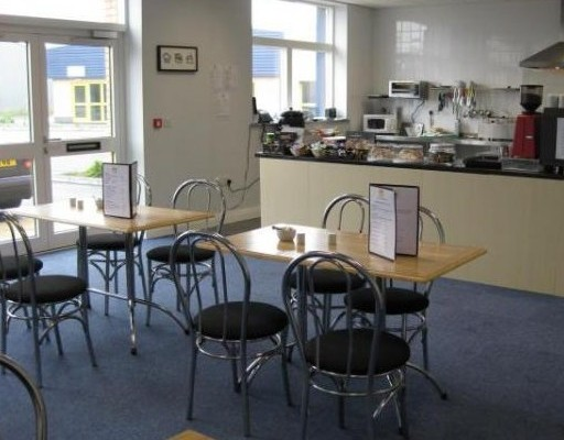 Holme Lacey Road HR1 - HR4 office space – Restaurant