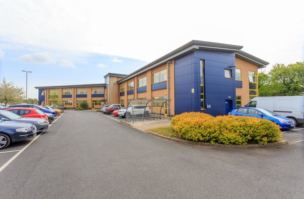 Holme Lacey Road HR1 - HR4 office space – Building External