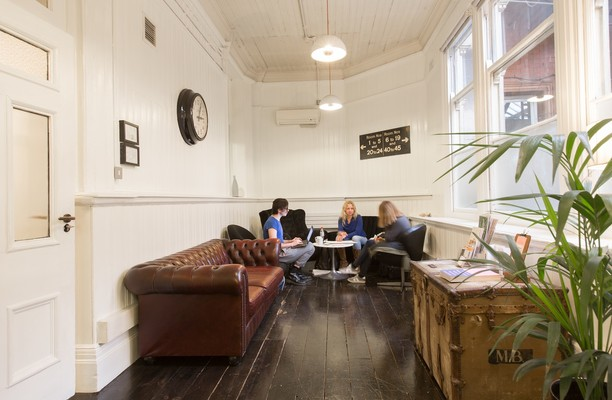 Melcombe Place NW1 office space – Break Out Area
