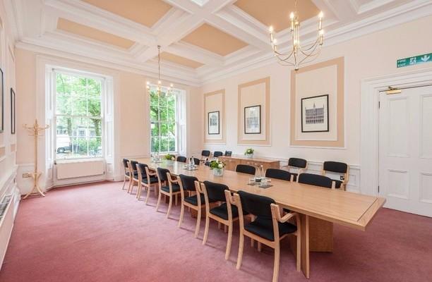 Rutland Square EH1 office space – Meeting/Boardroom.