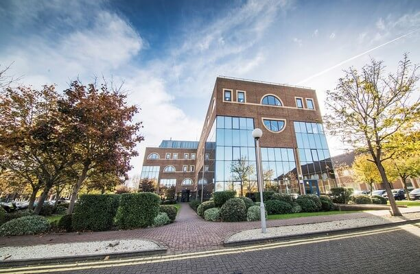 Gatehouse Way HP19, HP20, HP2 office space – Building External