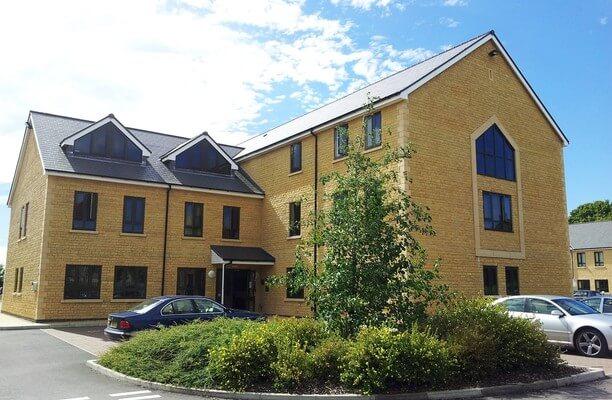 Tetbury Road GL7 office space – Building External