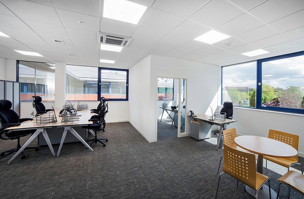 Harvest Crescent GU51, GU52 office space – Private Office (different sizes available).