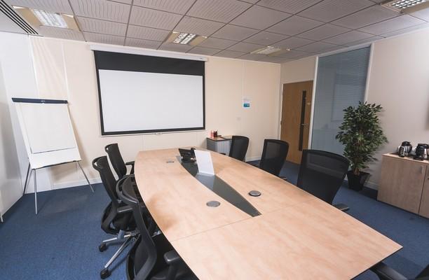 High Street B95 office space – Meeting/Boardroom.