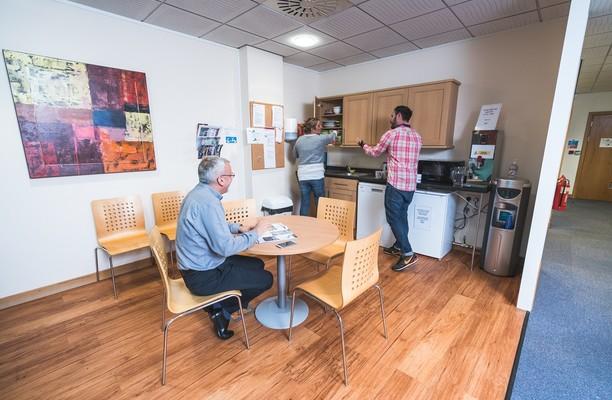 High Street B95 office space – Kitchen