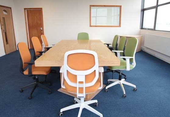 Abbey Road NW10 office space – Meeting/Boardroom.