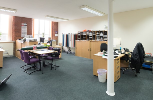 Albert Street office space – Private Office (different sizes available).