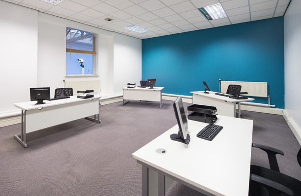 Marsh Lane office space – Private Office (different sizes available).