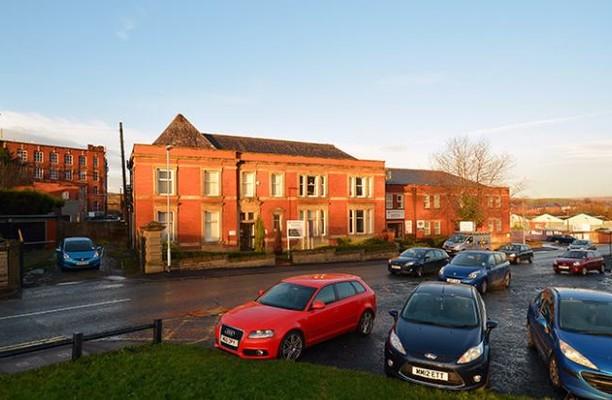 Fieldhouse Industrial Estate office space – Parking