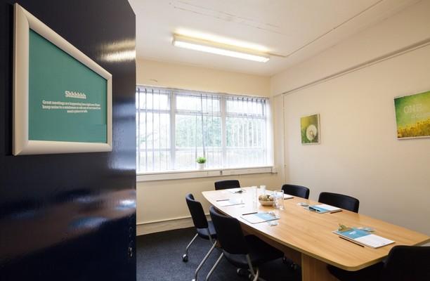 Bold Lane WA9 - WA11 office space – Meeting/Boardroom.