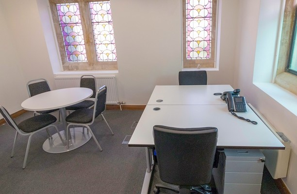 Cathedral Road CF10 office space – Private Office (different sizes available).